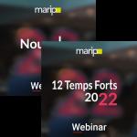 Webinars Nouvel An et 12 temps forts 2022