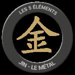Élément métal, signe de métal