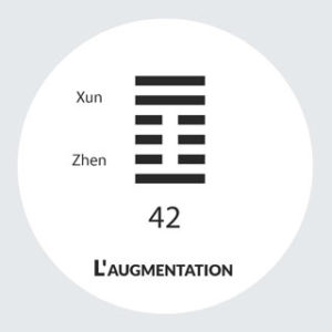 Hexagramme 42 – 2020