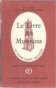 Le livre des mutations par Charles deHarlez
