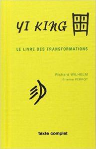 Le livre des mutations par Richard Wilhelm