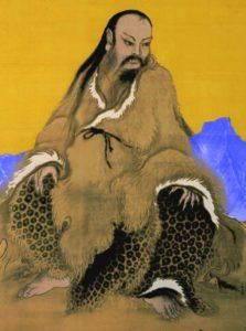 Fu Xi, le père du hetu