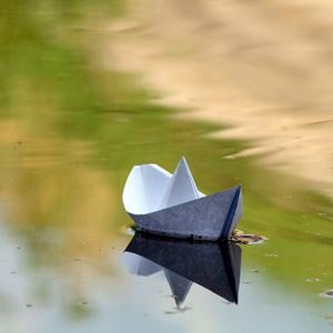 L'eau en mouvement dans le feng shui