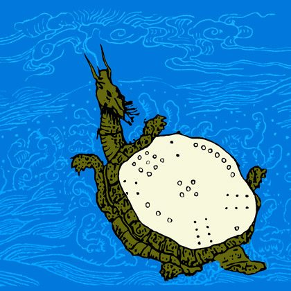 La tortue du loshu