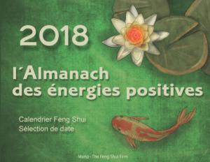 Almanach des énergies positives 2018 – couverture