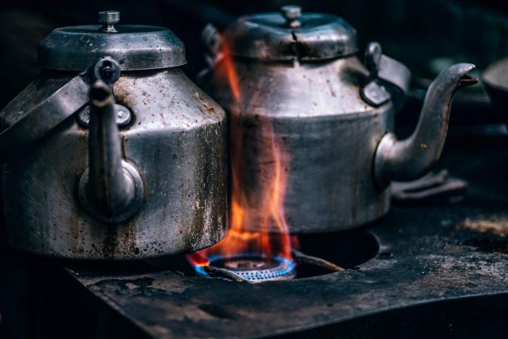 La cheminée en feng shui