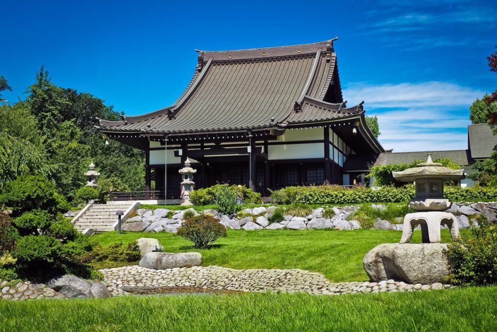 La maison chinoise idéale