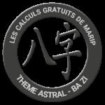 Calcul du thème astral - ba zi
