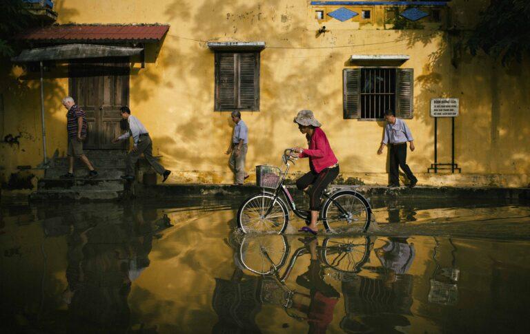 Yi king hexagramme 52 inondation Beijing